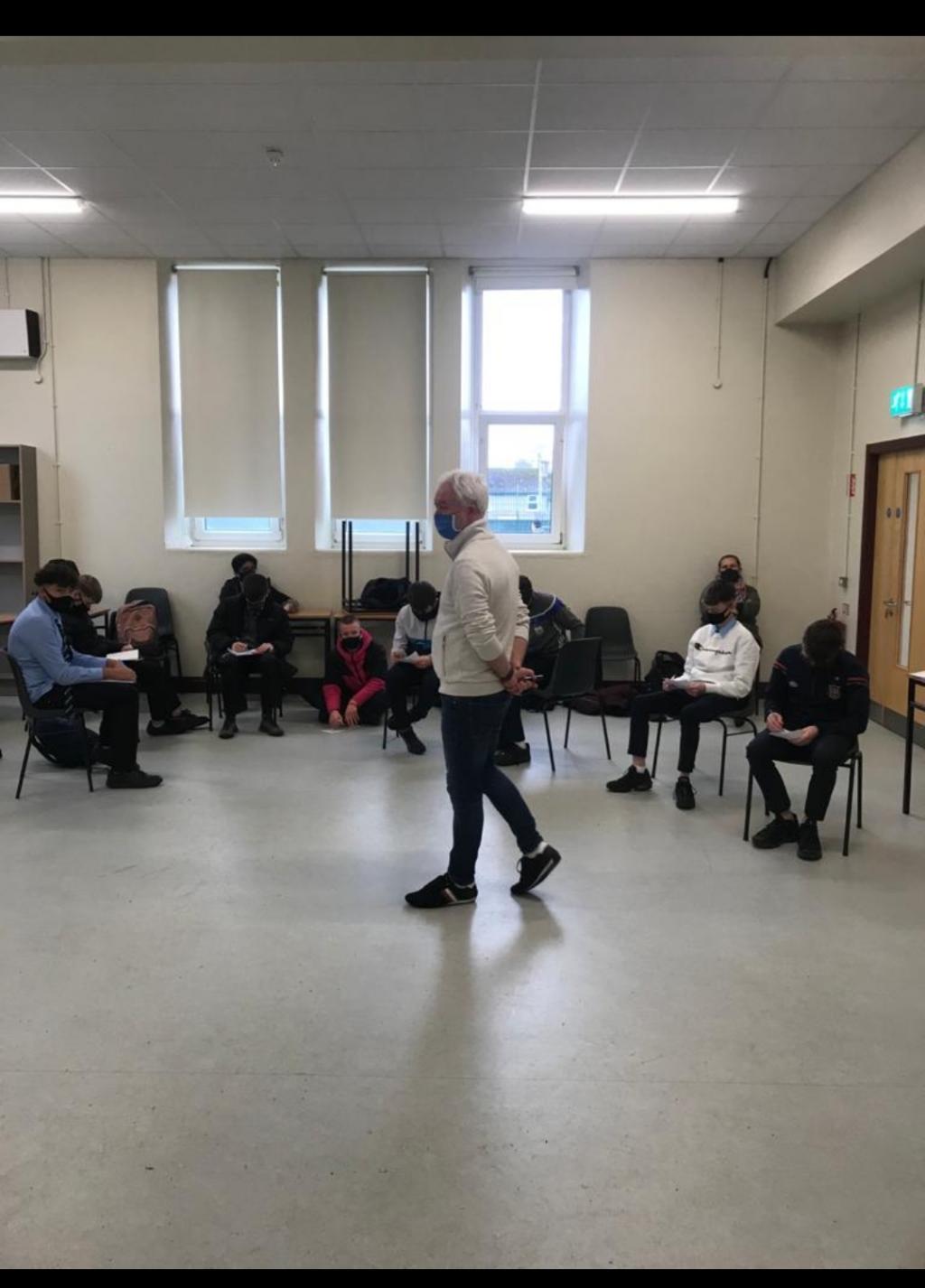 TY Mindfulness workshop