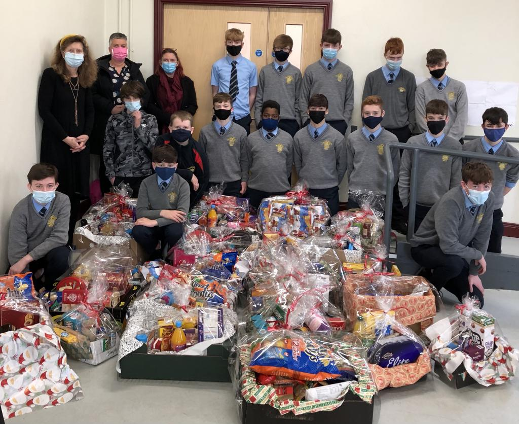 Student Council Hampers