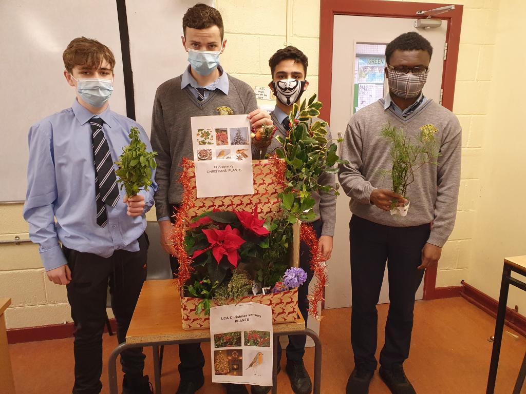 LCA Horticulture Class