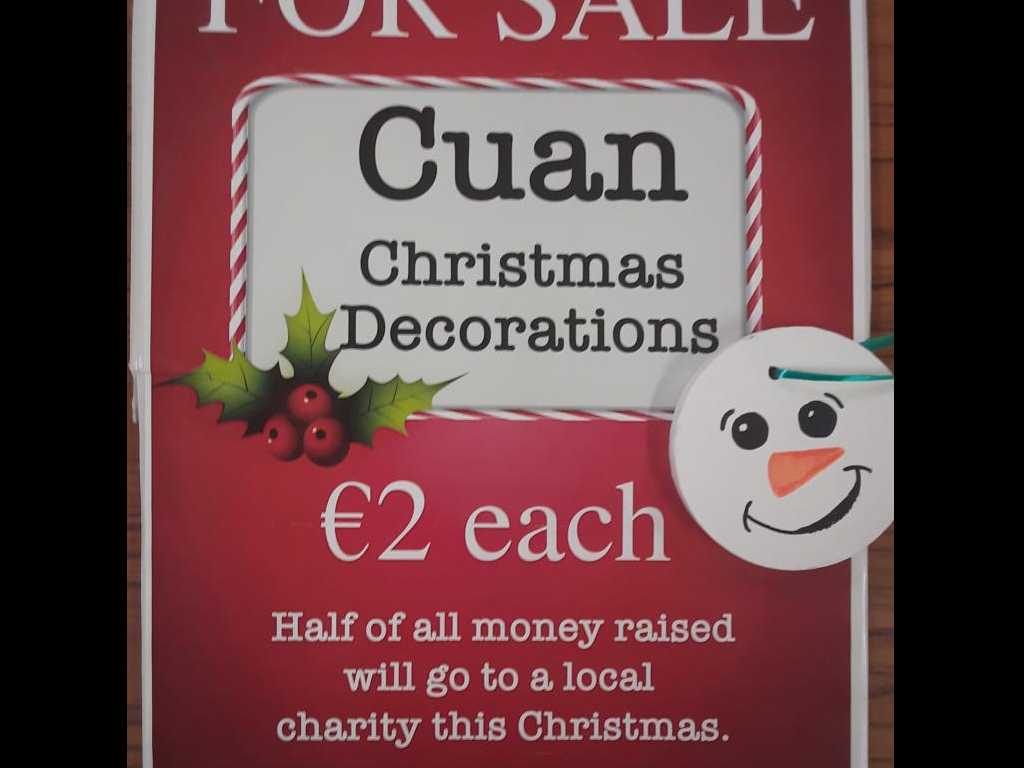 Cuan Christmas Decorations
