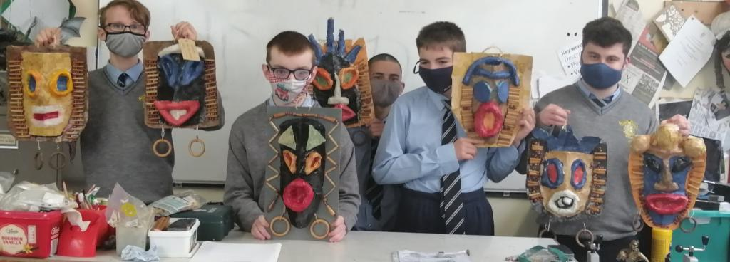 Art Class Masks